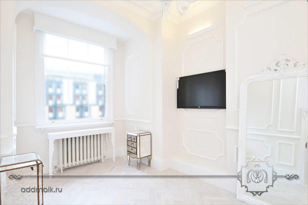 Дизайн гостиной в шведском стиле
