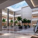 дизайн бизнес центра в москве