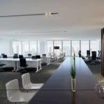 3d моделирование офиса