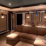Дизайн домашнего ктнотеатра