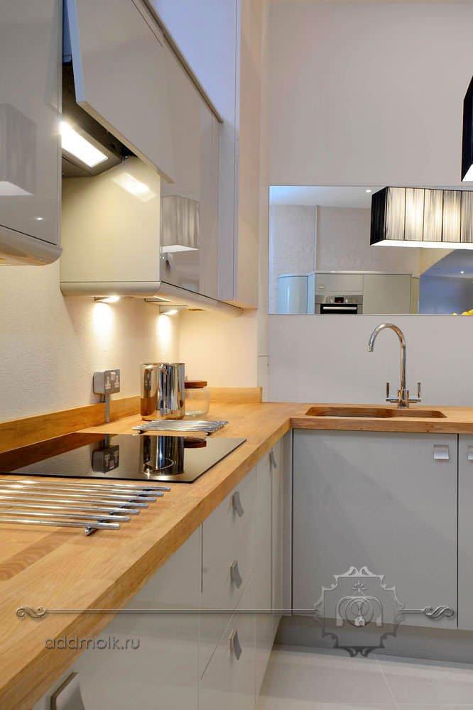дизайн квартиры на цокольном этаже