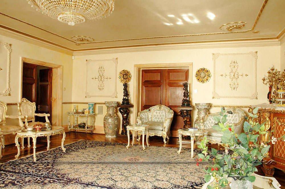 гостиная барокко