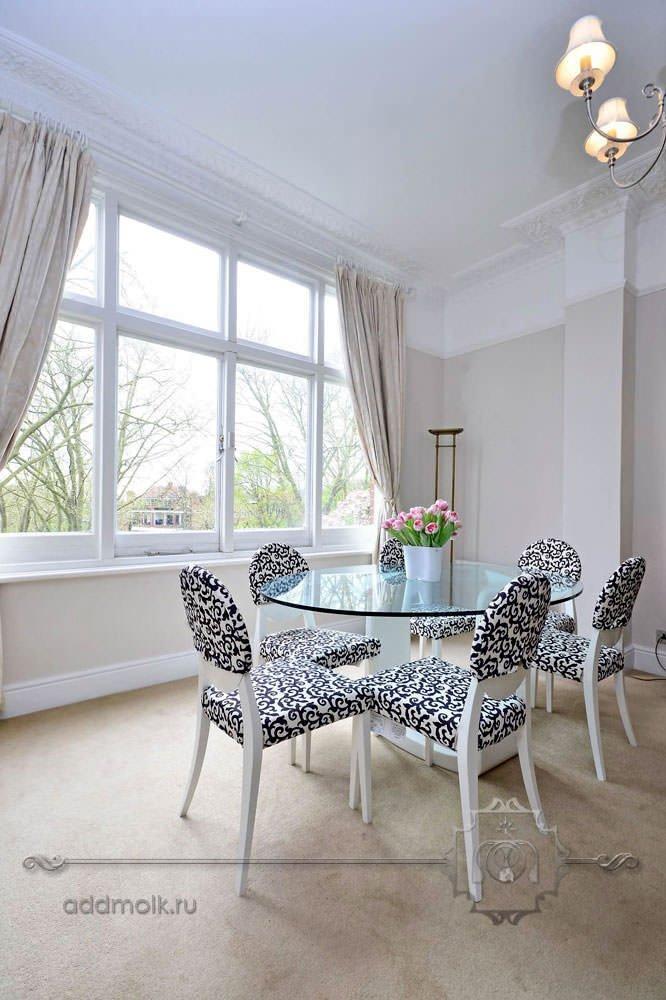 Классическая шведская гостиная