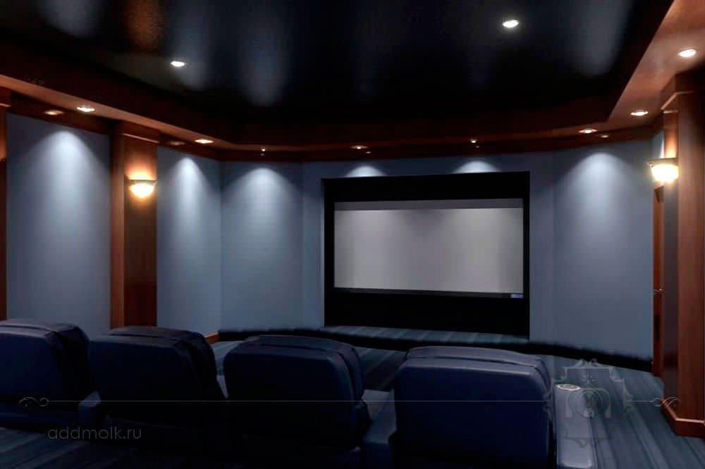 кинотеатр в синием