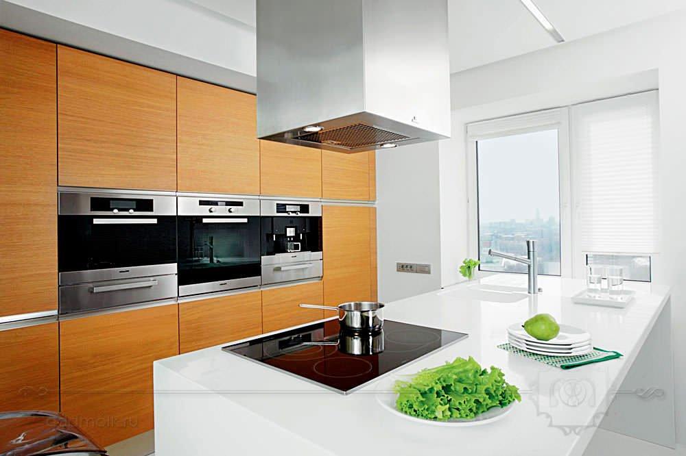 Дизайн современной квартиры в стиле минимализм