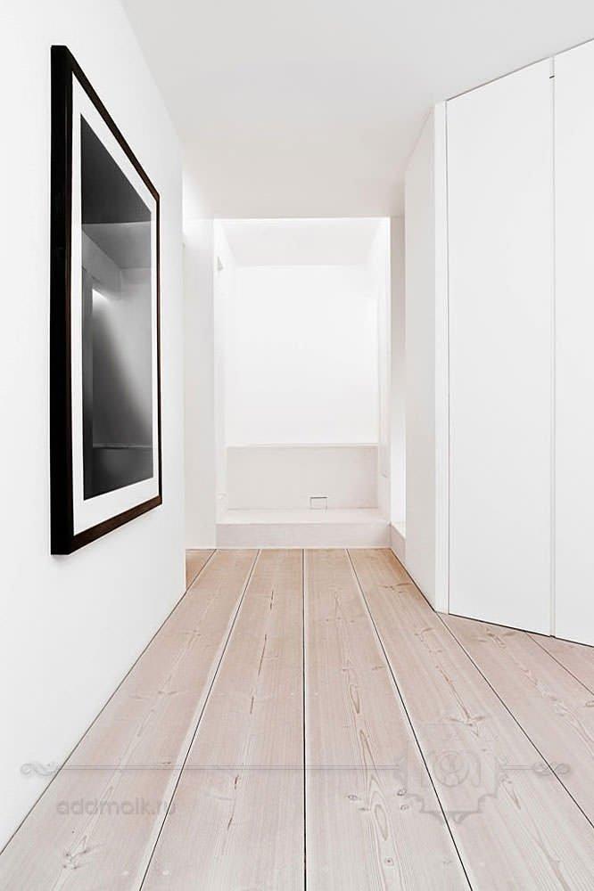 минималистичная квартира