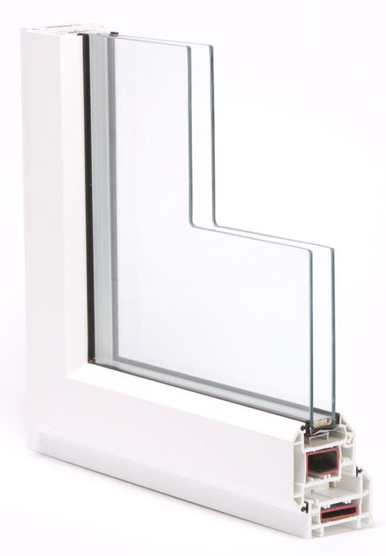 двухкамерное окно