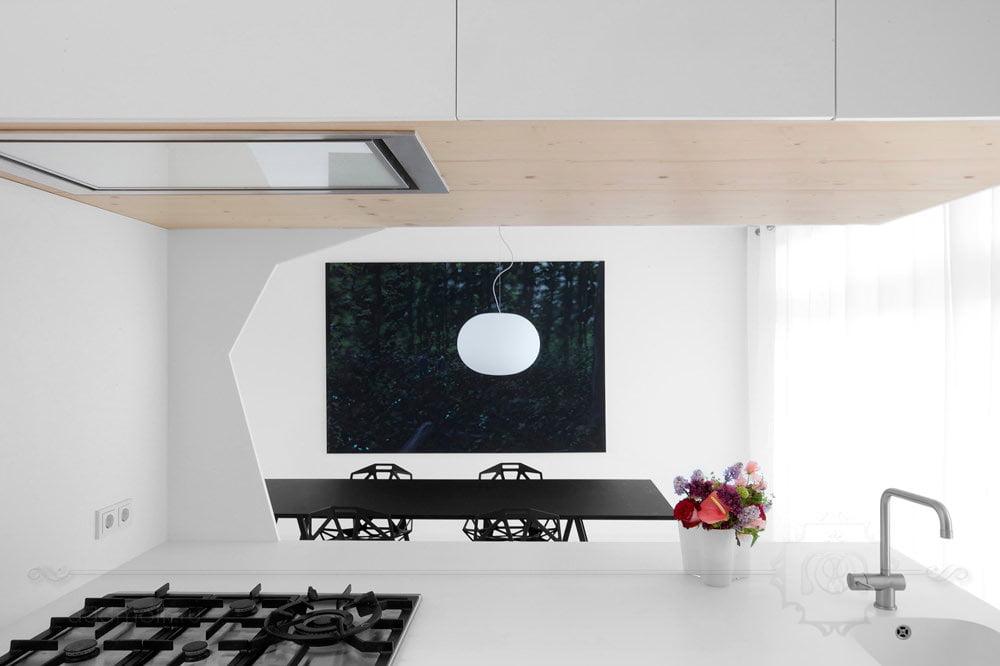 оформление дома минимализм