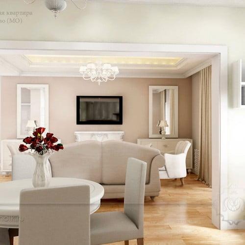 3d 3х-комнатная квартира