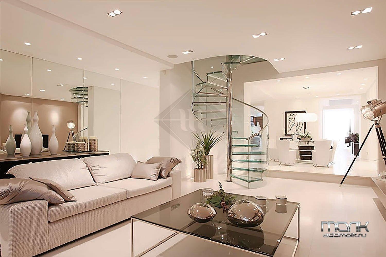 дизайн элитного дома на Рублевке