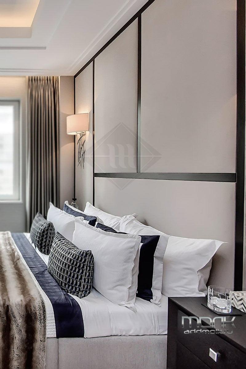 дизайн 4х-комнатной квартиры в Москве